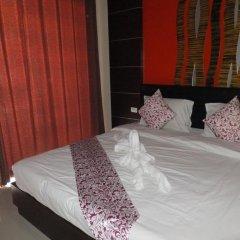 Dengba Hostel Phuket Улучшенный номер с различными типами кроватей фото 17