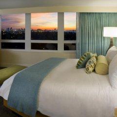 Отель Fontainebleau Miami Beach 4* Номер Делюкс с различными типами кроватей фото 10