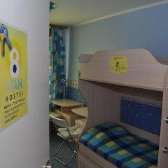 Хостел 8 Этаж Кровать в общем номере двухъярусные кровати фото 6