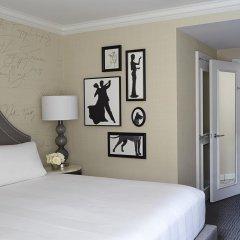 The Mayflower Hotel, Autograph Collection 4* Номер Делюкс с различными типами кроватей