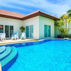 Отель Magic Villa Pattaya 4* Улучшенная вилла с различными типами кроватей фото 14
