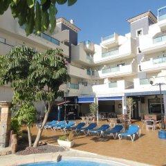 Отель Playamarina II Aparthotel Cabo Roig бассейн фото 3