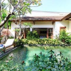 Отель Aleesha Villas 3* Улучшенная вилла с различными типами кроватей фото 23