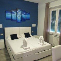 Отель Pianeta Roma Номер Делюкс с различными типами кроватей