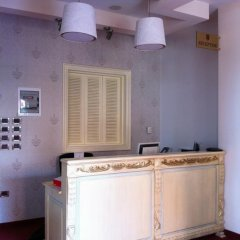 Hotel Vila Anna Дуррес в номере
