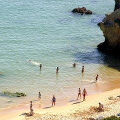 Отель Clube Borda D´Água пляж