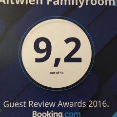 Отель Altwien Familyroom