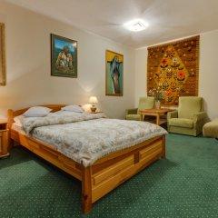 Отель Dom Aktora 3* Студия с различными типами кроватей фото 12