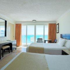 Отель Krystal Cancun Мексика, Канкун - 2 отзыва об отеле, цены и фото номеров - забронировать отель Krystal Cancun онлайн комната для гостей фото 5