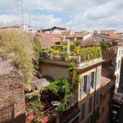 Отель Le Clarisse al Pantheon Италия, Рим - отзывы, цены и фото номеров - забронировать отель Le Clarisse al Pantheon онлайн балкон