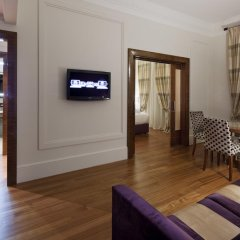 UNA Hotel Roma 4* Люкс с различными типами кроватей фото 3