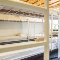 Hostel N1 Кровать в общем номере двухъярусные кровати фото 2