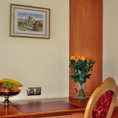 Отель City Pension 4* Стандартный номер с различными типами кроватей фото 11