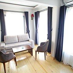 Отель Taksim Martina Apart Апартаменты с различными типами кроватей фото 16