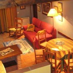 Отель Apartamentos Saqura Сегура-де-ла-Сьерра комната для гостей фото 4
