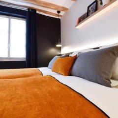 Отель Hôtel Victoire & Germain 4* Стандартный номер с различными типами кроватей фото 12