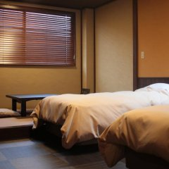 Отель Tokiwa Ryokan Никко спа