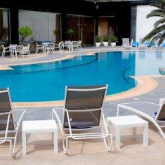 Отель Landmark Amman Hotel & Conference Center Иордания, Амман - отзывы, цены и фото номеров - забронировать отель Landmark Amman Hotel & Conference Center онлайн бассейн фото 2