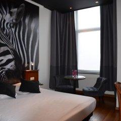 Отель Le Cygne D'Argent 3* Стандартный номер с различными типами кроватей фото 7