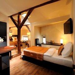 Отель Spatz Aparthotel 3* Стандартный номер с различными типами кроватей фото 10