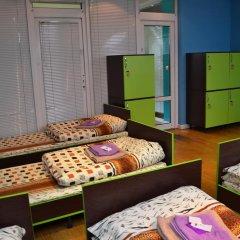 Wanted Hostel Кровать в общем номере с двухъярусной кроватью фото 7