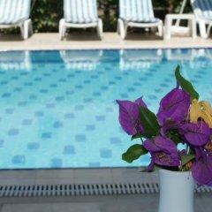 Santa Marina Hotel бассейн фото 3