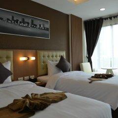 Picnic Hotel Bangkok 3* Стандартный номер с различными типами кроватей фото 13