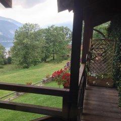 Отель Il Ciliegio Selvatico Вербания балкон