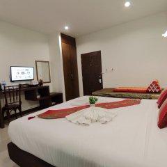 Отель BS Airport at Phuket 3* Стандартный номер с различными типами кроватей фото 5