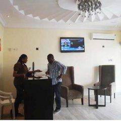Отель Lakeem Suites Ikoyi интерьер отеля фото 2