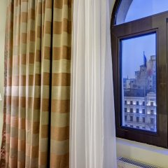 Hotel Capitol 4* Стандартный номер с различными типами кроватей фото 5