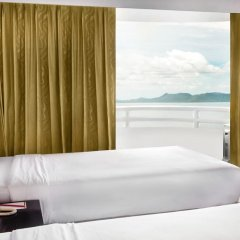 Отель D Varee Jomtien Beach 4* Улучшенный номер с различными типами кроватей