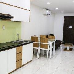 Апарт-отель Gold Ocean Nha Trang Апартаменты с различными типами кроватей фото 18