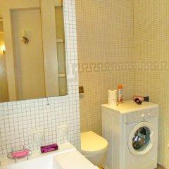 Мост Сити Апарт Отель 3* Улучшенные апартаменты двуспальная кровать фото 17
