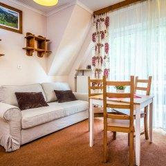 Отель Aparthotel Pod Nosalem Закопане комната для гостей фото 4