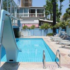 Отель Diamond Италия, Римини - отзывы, цены и фото номеров - забронировать отель Diamond онлайн бассейн