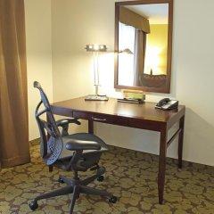 Отель Hilton Garden Inn Frederick 3* Стандартный номер с различными типами кроватей фото 4