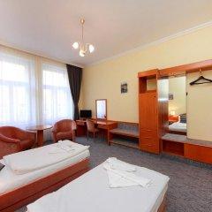 Hotel GEO 3* Стандартный номер с различными типами кроватей фото 9