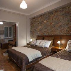 Отель Ambrosia Suites & Aparts 3* Стандартный номер с различными типами кроватей фото 3