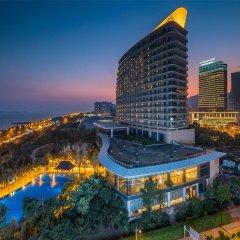Отель Xiamen International Conference Hotel Китай, Сямынь - отзывы, цены и фото номеров - забронировать отель Xiamen International Conference Hotel онлайн приотельная территория фото 2