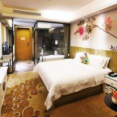 PACO Hotel Guangzhou Dongfeng Road Branch 3* Номер Делюкс с различными типами кроватей
