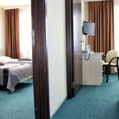 IT Time Hotel 2* Номер категории Эконом с 2 отдельными кроватями (общая ванная комната) фото 3