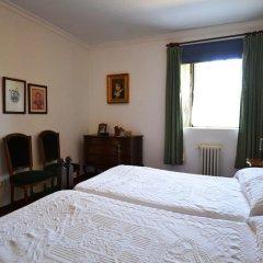 Отель Casa dos Assentos de Quintiaes 3* Стандартный номер с различными типами кроватей фото 7