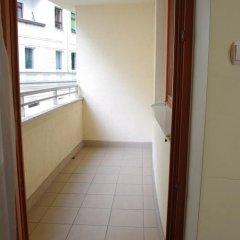 Апартаменты Szucha Apartment Варшава балкон