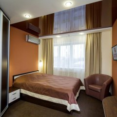 Гостиница Вятка комната для гостей фото 2