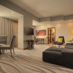 Отель Landmark Amman Hotel & Conference Center Иордания, Амман - отзывы, цены и фото номеров - забронировать отель Landmark Amman Hotel & Conference Center онлайн комната для гостей фото 4
