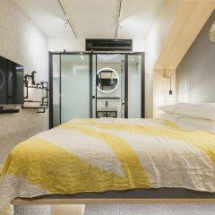 Hotel With Urban Deli 3* Стандартный номер с различными типами кроватей фото 2