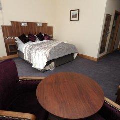 Corick House Hotel & Spa комната для гостей фото 2