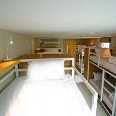 Chern Hostel Кровать в общем номере с двухъярусной кроватью фото 2