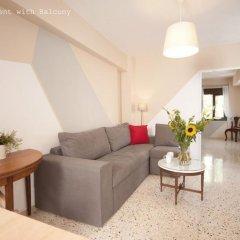 Апартаменты Live in Athens, short stay apartments комната для гостей фото 2